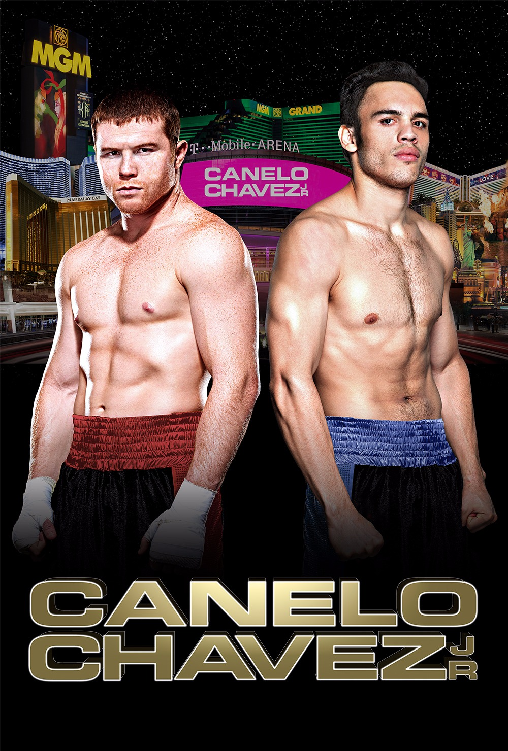 Canelo vs. Chavez Jr