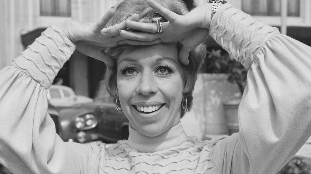 'Carol Burnett Show' coming to movie screens