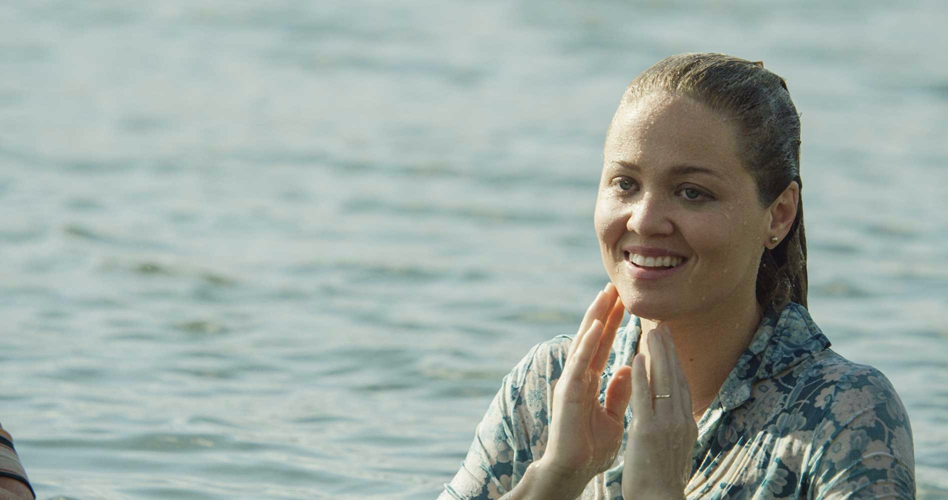 Erika Christensen as Leslie Strobel in The Case for Christ