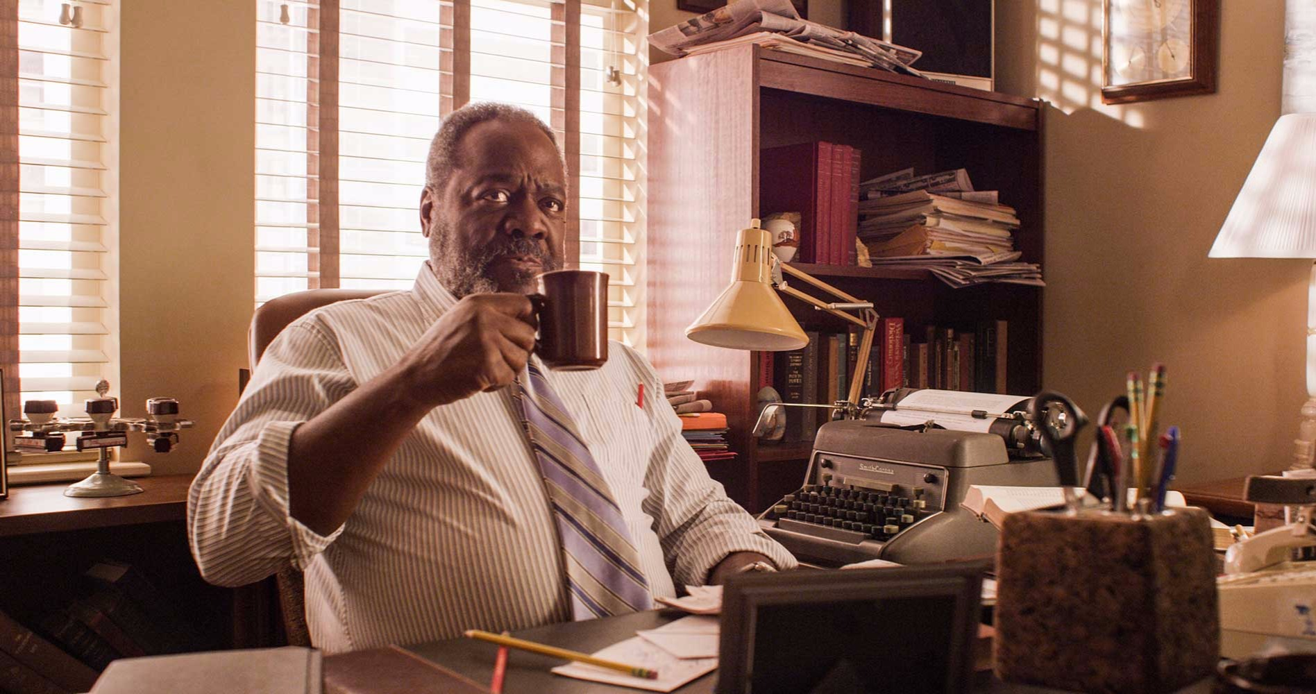 Frankie Faison as Joe Dubois in The Case for Christ