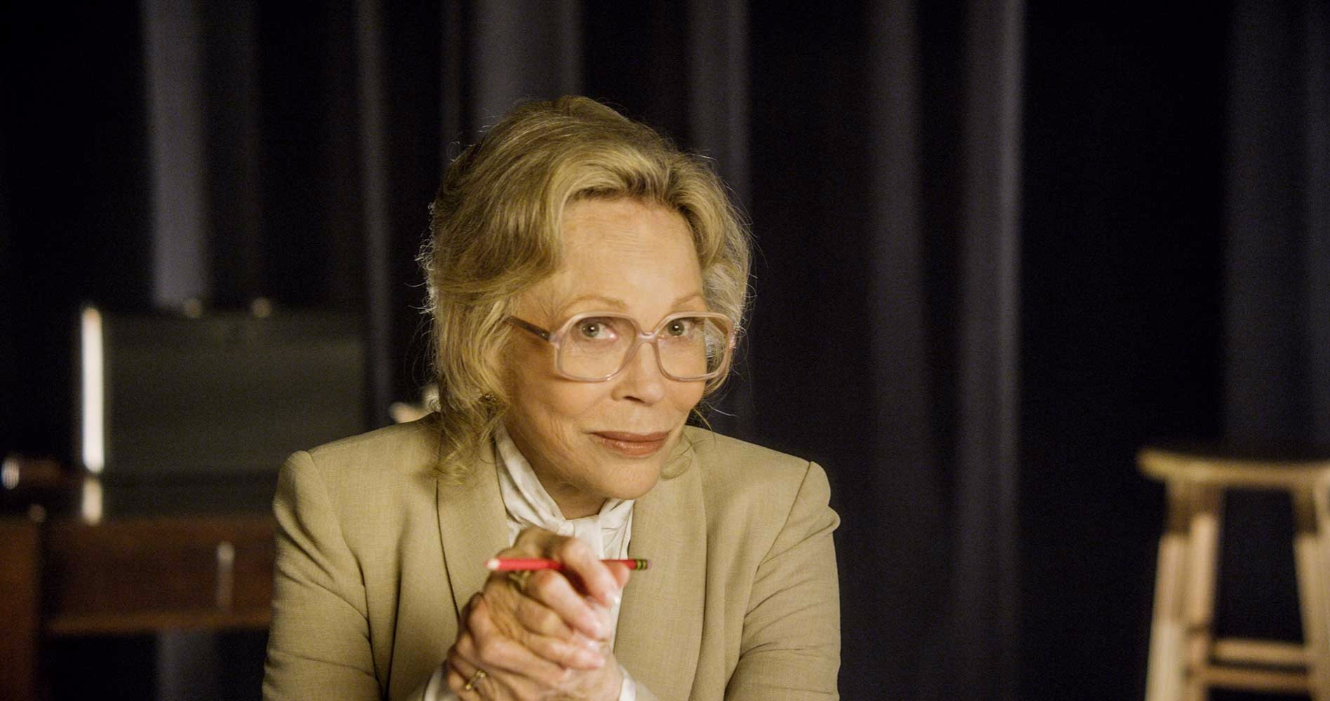 Faye Dunaway as Dr. Roberta Waters in The Case for Christ