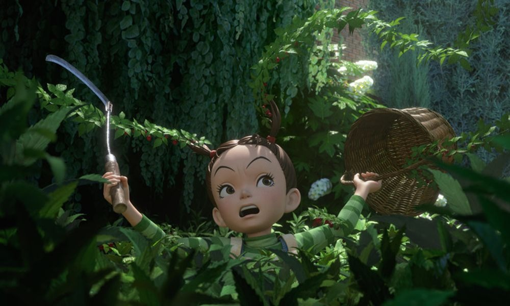 GKIDS Dates NorAm Debut for Ghibli's 'Earwig and the Witch'