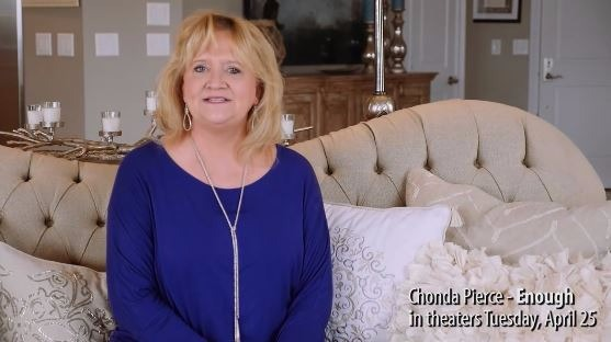Movie Review  |  Enough with Chonda Pierce