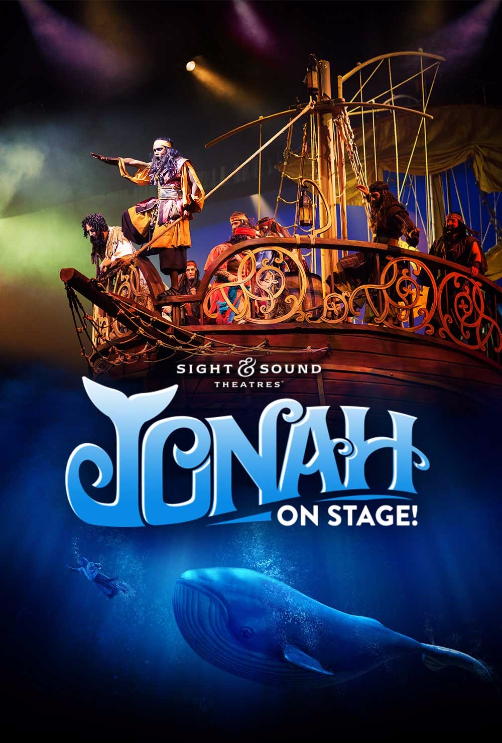 Jonah On Stage's Rodney Coe: God is in the Details