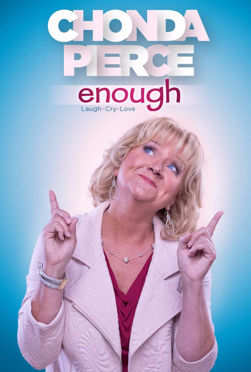 Chonda Pierce on Enough: Friends and Faith Through the Hardest Days