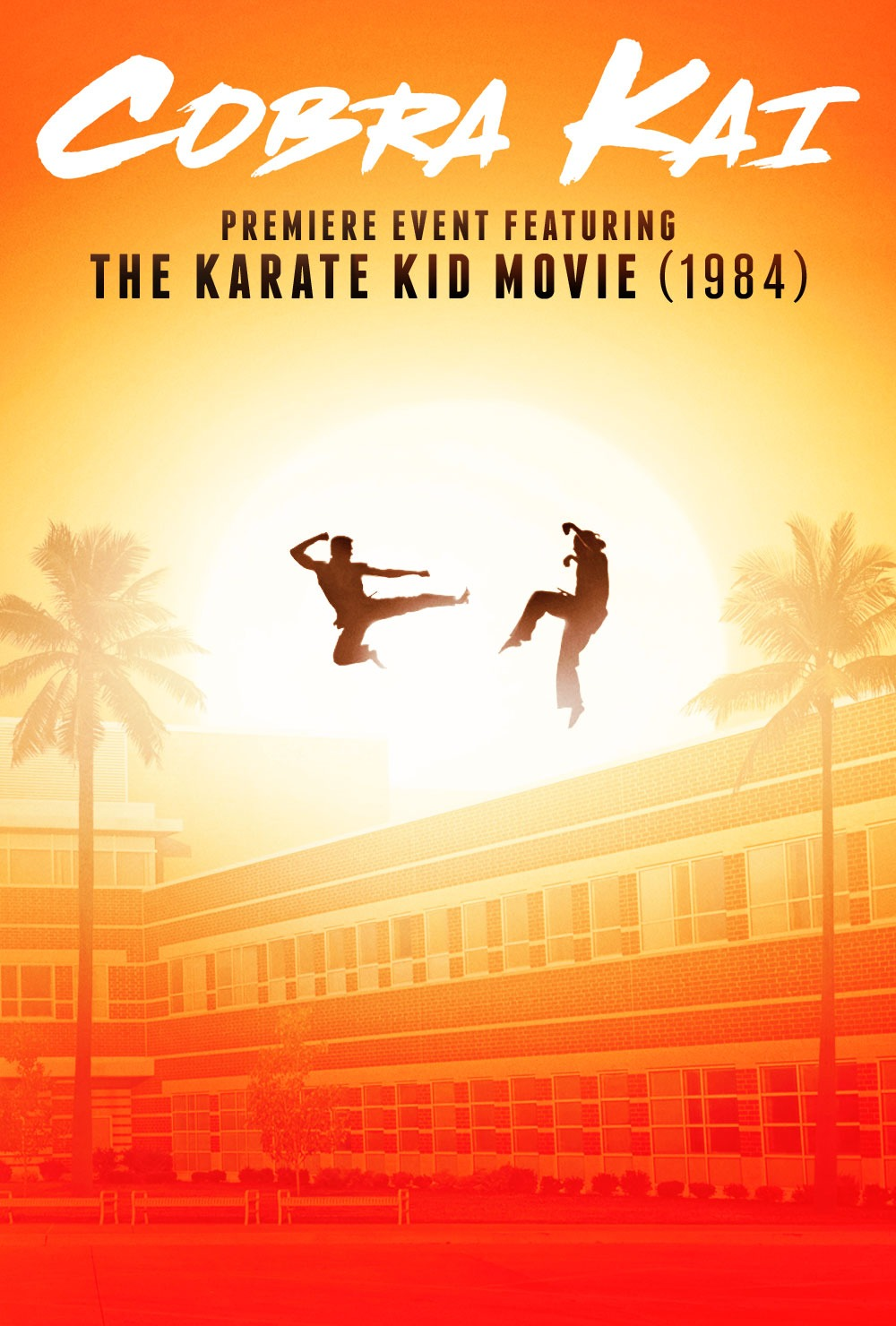 Cobra Kai Premiere feat. Karate Kid