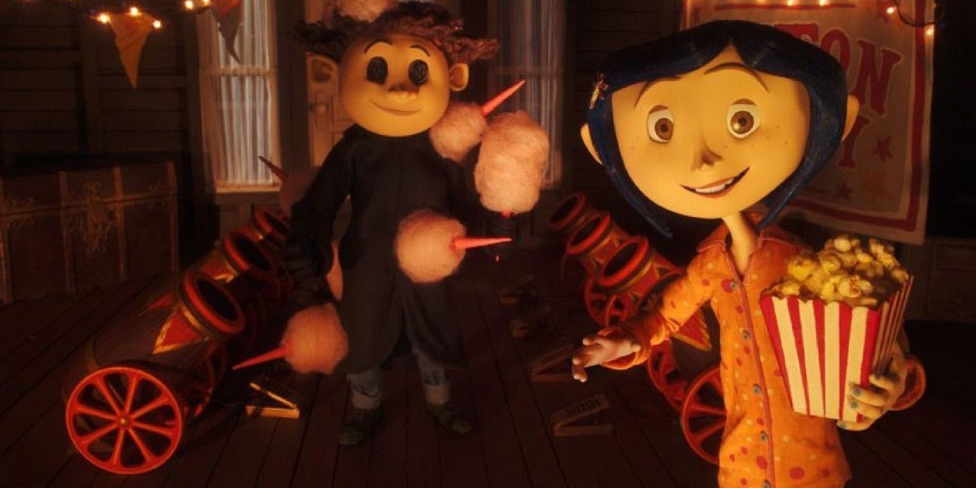 'Coraline' and 'ParaNorman' Are Returning to the Big Screen This Fall to Celebrate LAIKA's 15th Anniversary