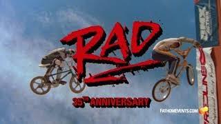Rad 35th Anniversary