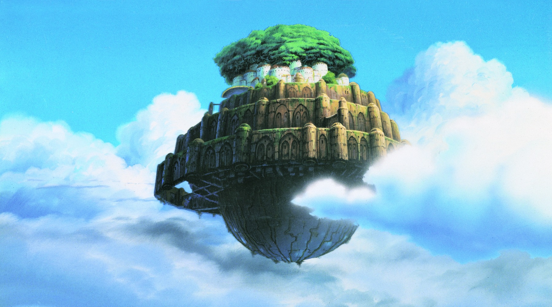 castle in the sky english full movie