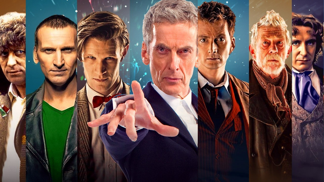 Once-Lost Doctor Who Story Coming to Movie Theaters