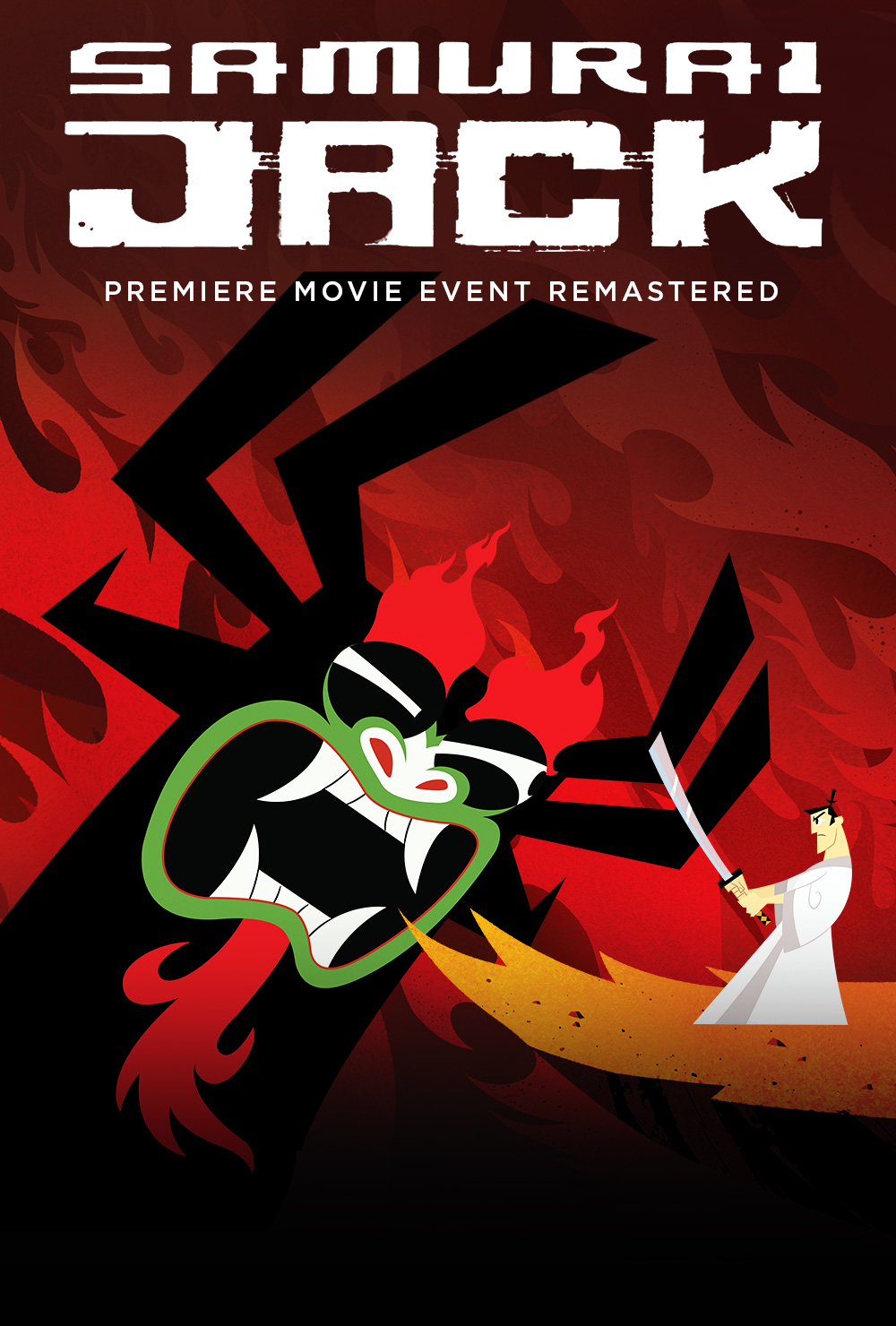 Samurai Jack: Premiere Movie Event