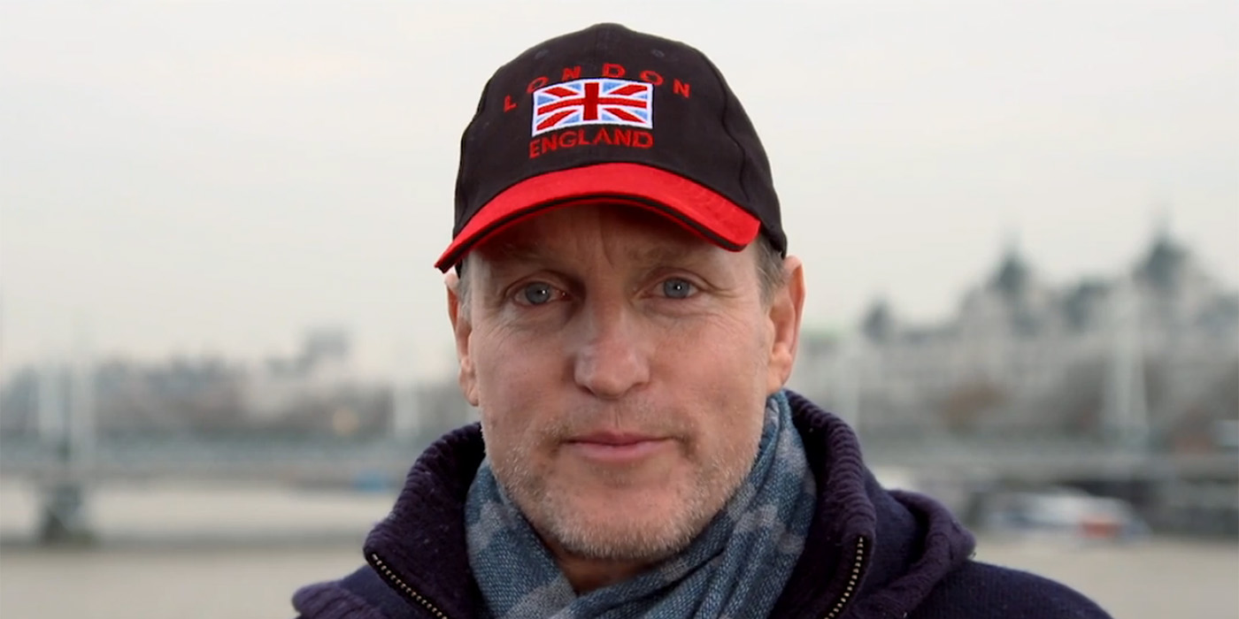 Woody Harrelson Stars in the World's First Live Streamed Feature Film