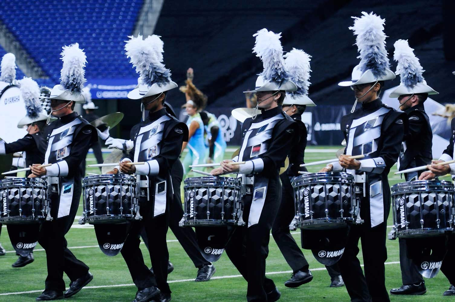 Drum Corps International  Tour