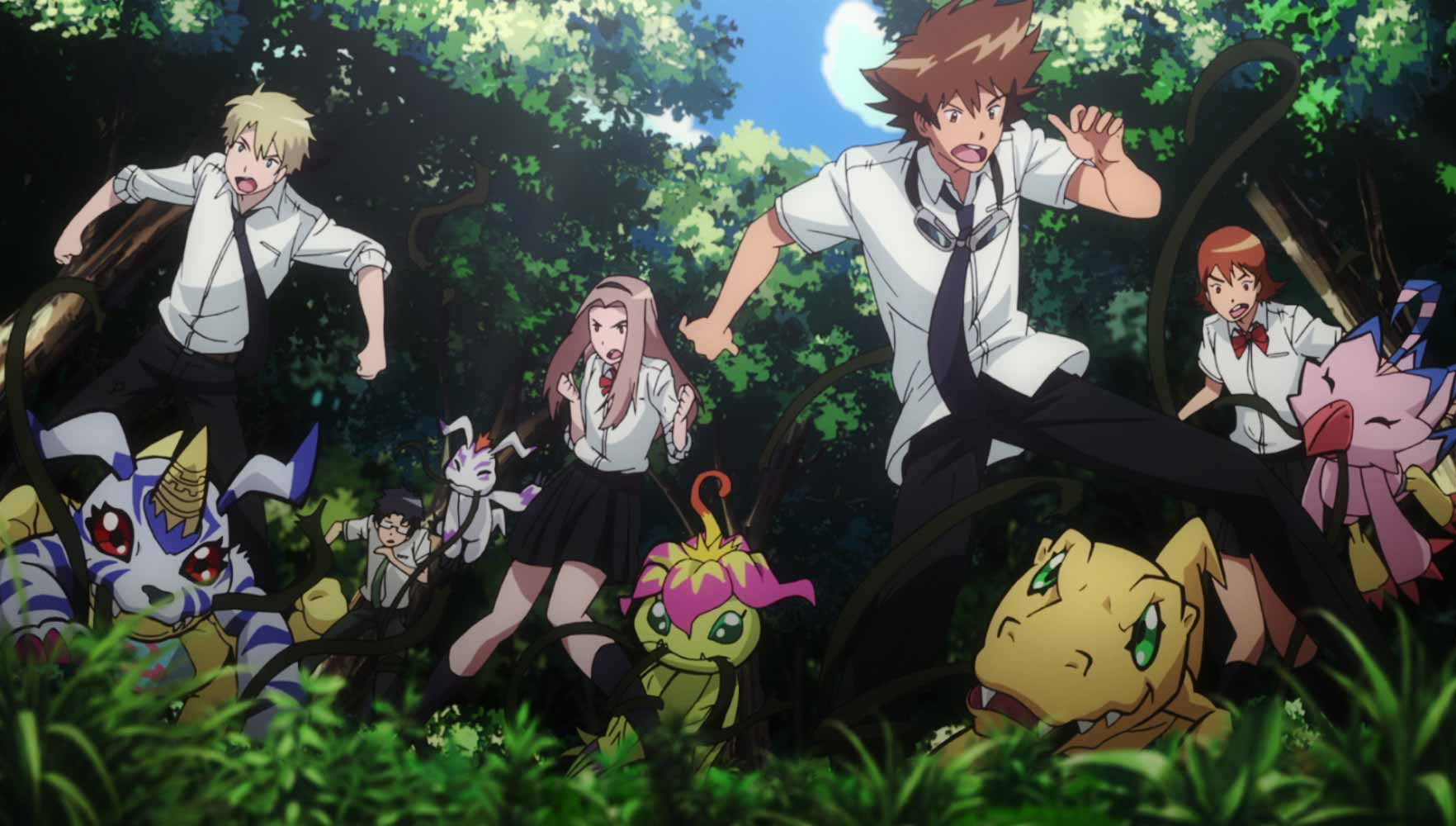 'Digimon Adventure tri.: Coexistence' English Dub Gets One-Night Theatrical Premiere