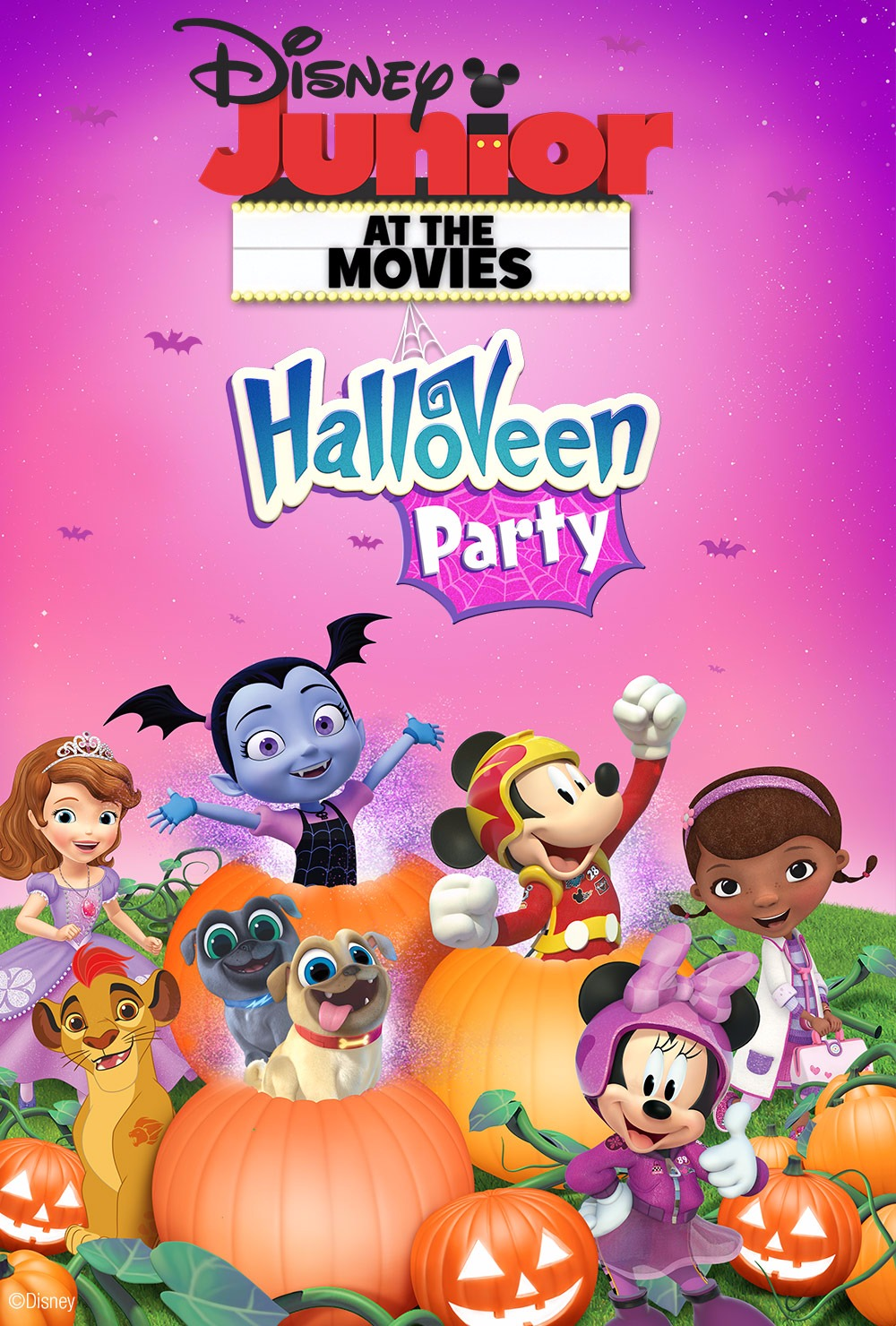 Disney Junior at the Movies: HalloVeen Party! In Select Theaters ...