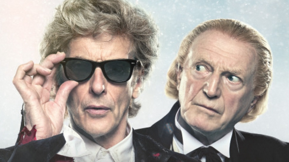 DOCTOR WHO CHRISTMAS SPECIAL HEADING TO CINEMAS