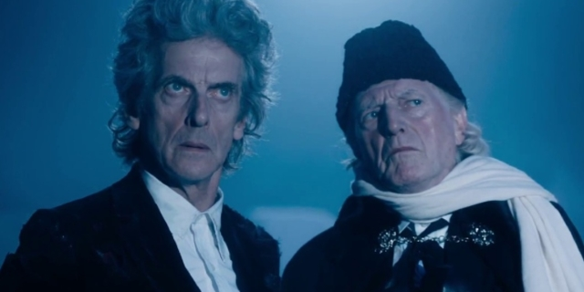 'Doctor Who' Christmas Special Will Screen In Theaters