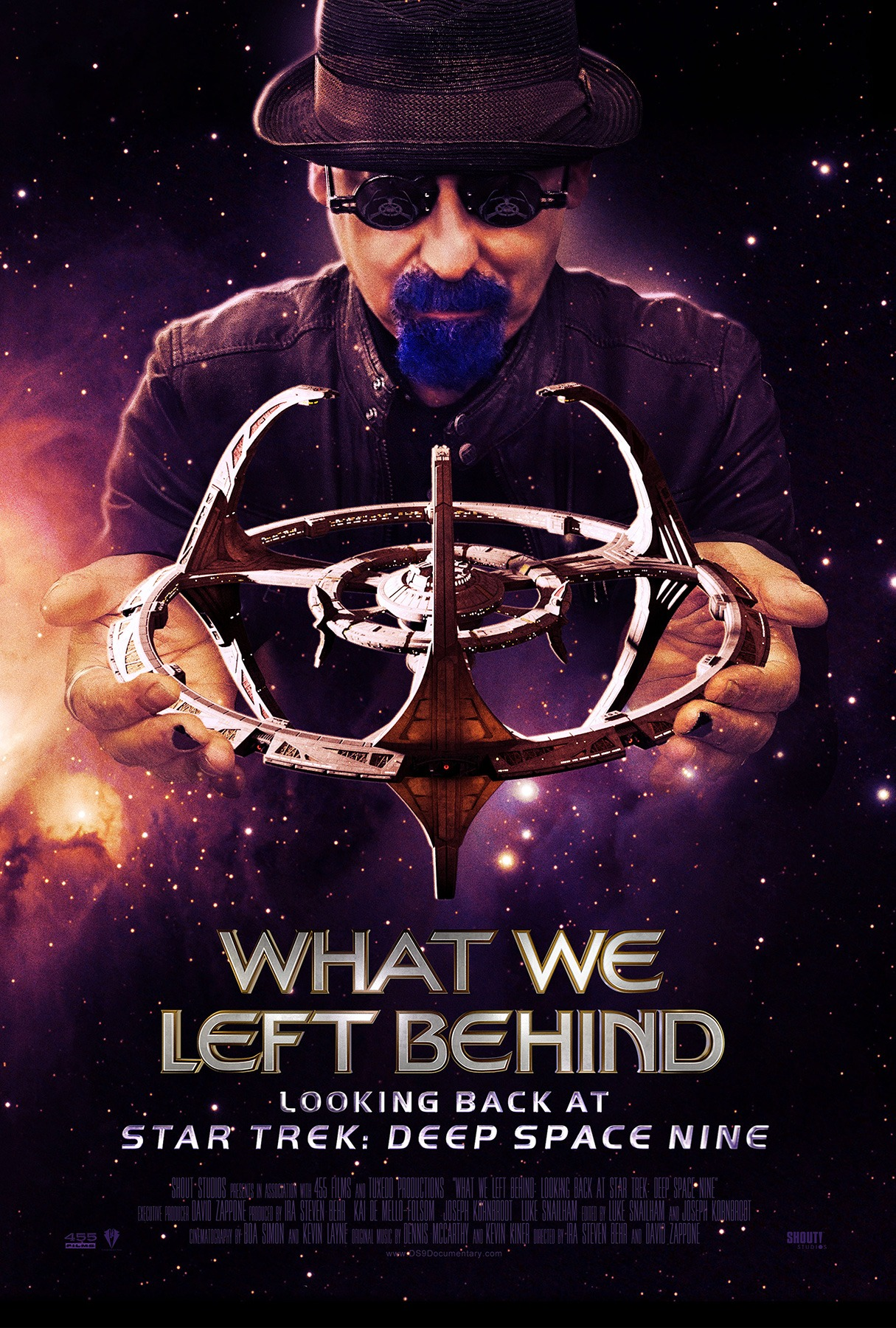 STAR TREK: DEEP SPACE NINE DOCUMENTARY WHAT WE LEFT BEHIND - TRAILER, POSTER AND RELEASE DATE REVEALED