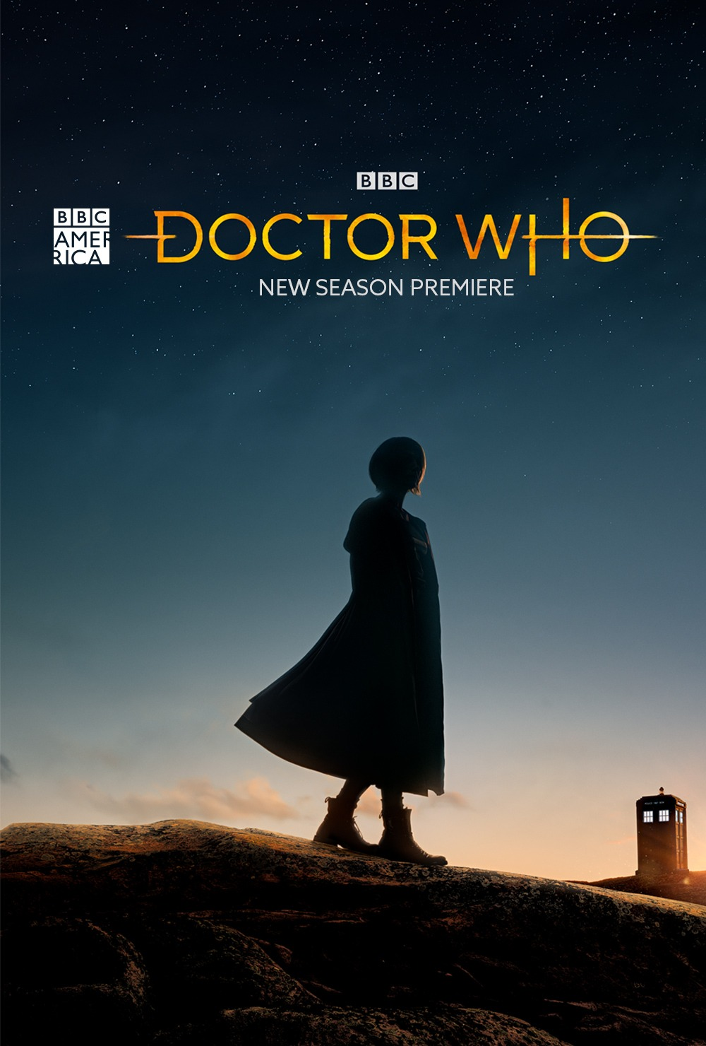 Doctor Who New Season Premiere
