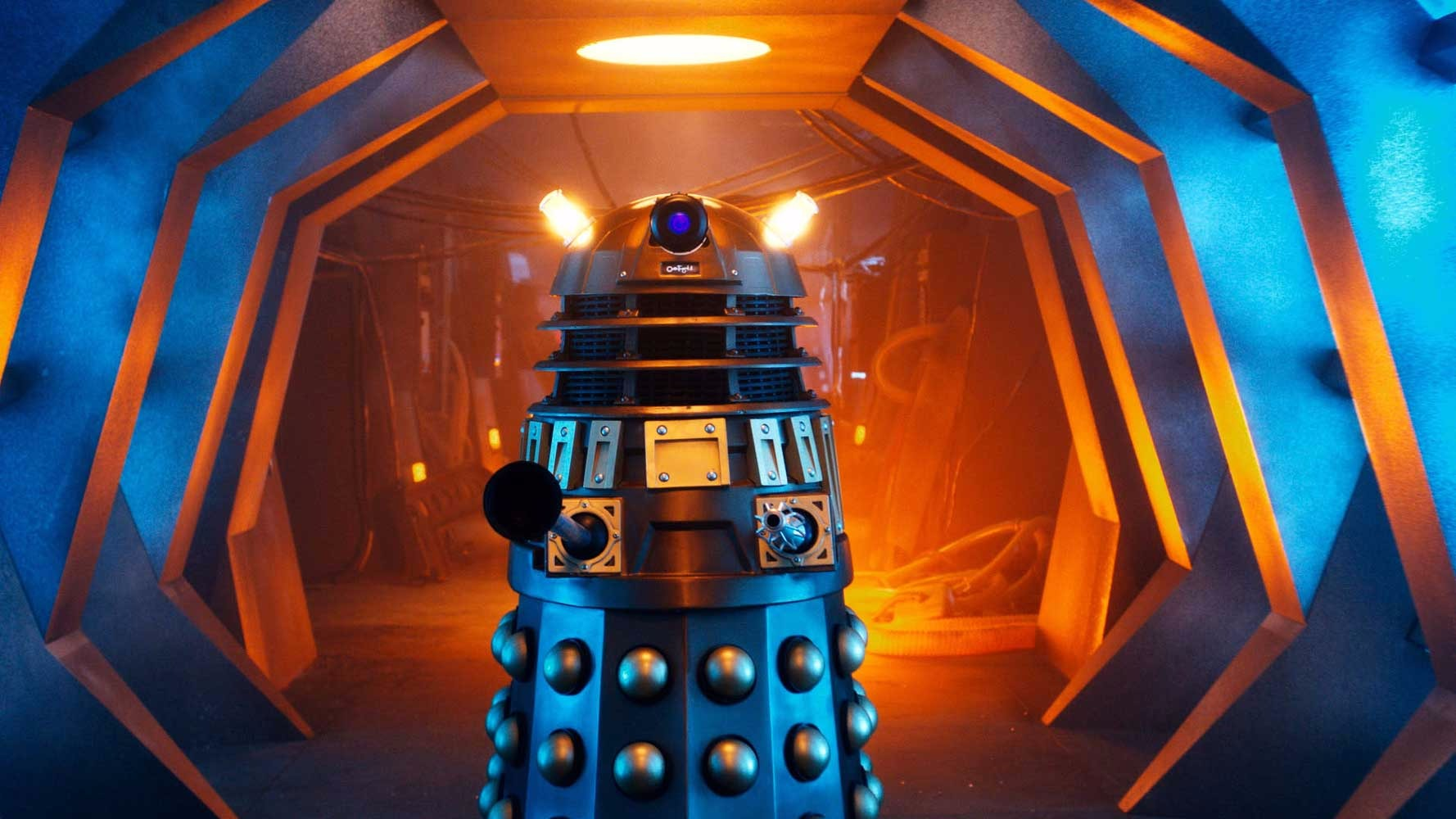 Dalek from Doctor Who Season 10, Episode 1