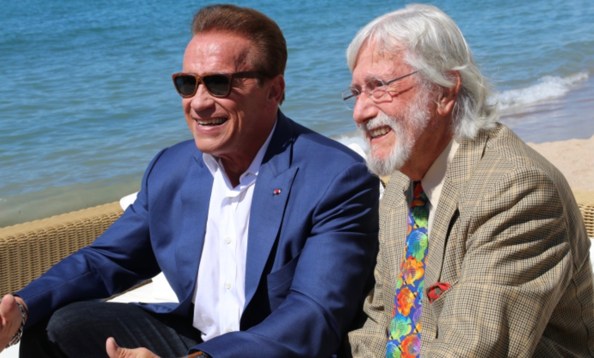 Arnold Schwarzenegger and Jean-Michel Cousteau Collaborate for New Ocean Documentary