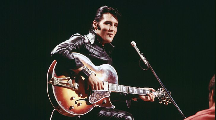 "Elvis Presley's ""68 Comeback Special"" Is Hitting Movie Theaters This Summer!"