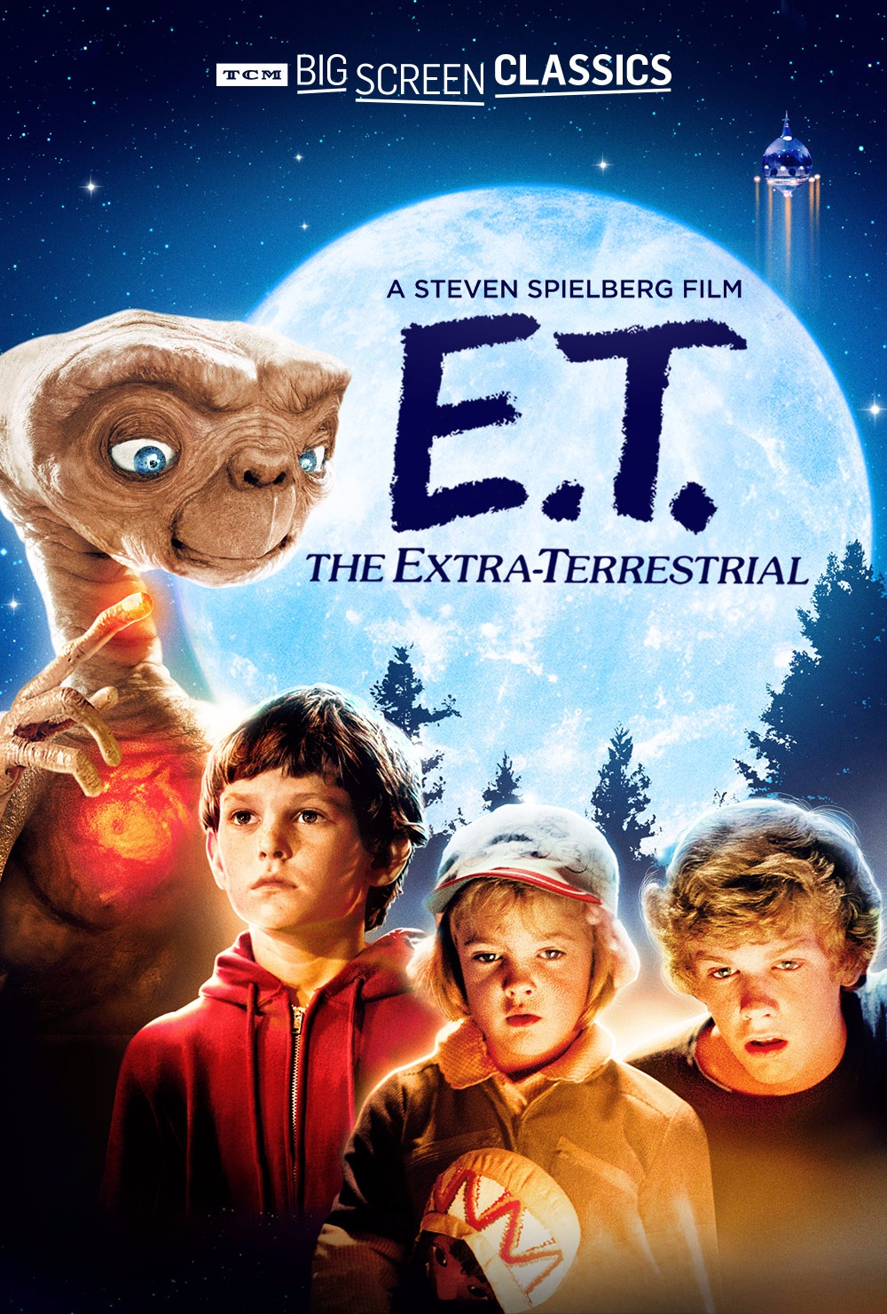 et the extraterrestrial remastered 35th anniversary