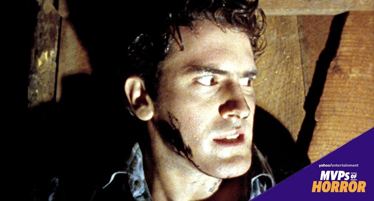 'Evil Dead' star Bruce Campbell shares behind-the-scenes secrets from his 'no holds barred' horror classic