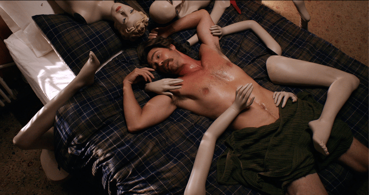 Exclusive Look at Lin Shaye and 'House of Wax' Actor Chad Michael Murray in 'Ted Bundy: American Boogeyman'