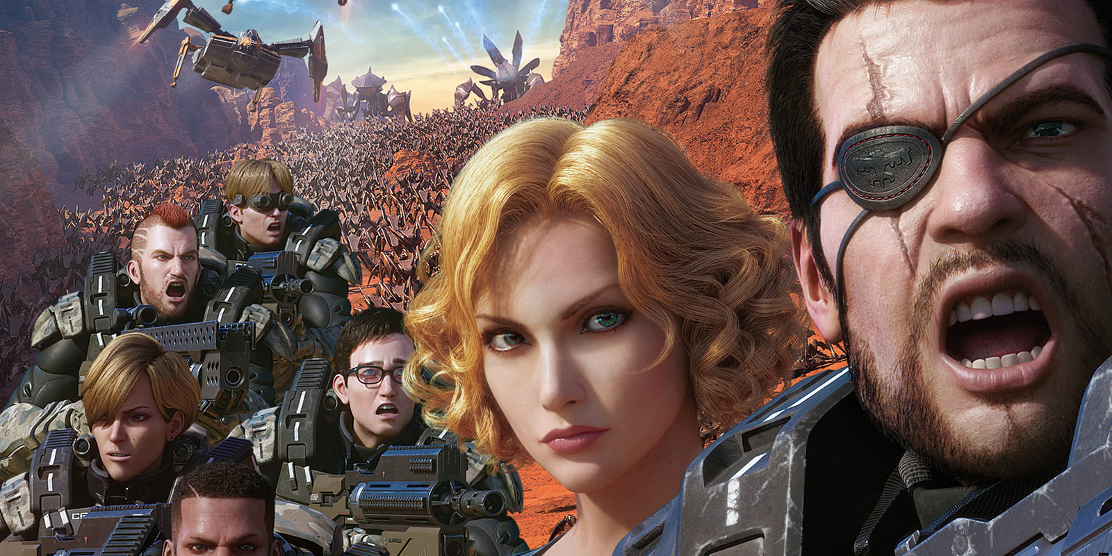 Exclusive New Starship Troopers: Traitor of Mars Trailer