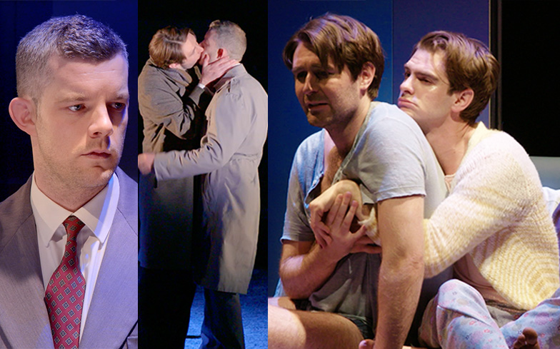Exclusive: Watch Andrew Garfield, Russell Tovey and cast in Angels in America trailer