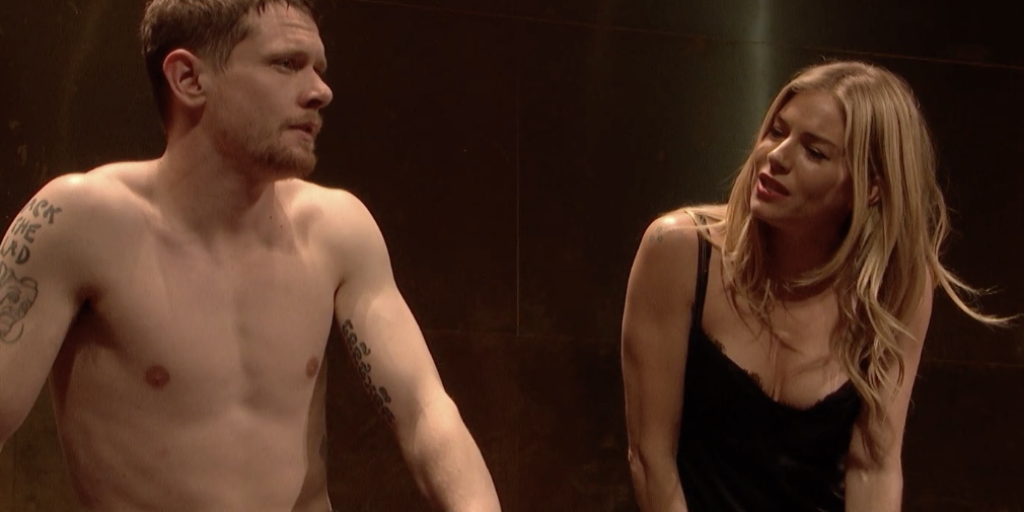 EXCLUSIVE: Watch Sienna Miller and Jack O'Connell in Cat on a Hot Tin Roof Trailer