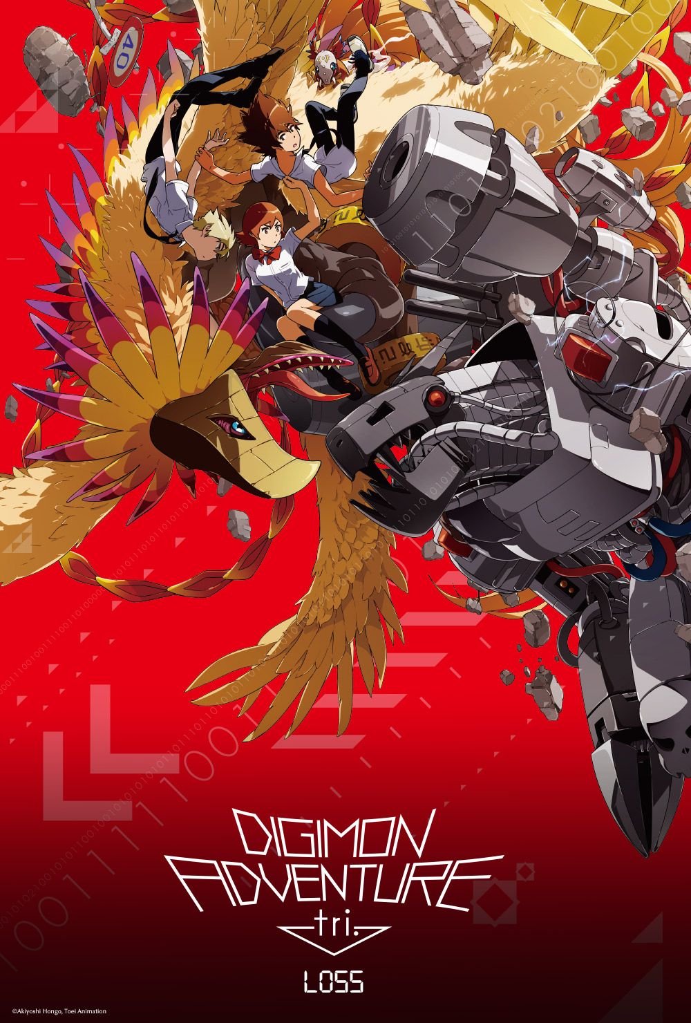 DIGIMON ADVENTURE tri.: Loss