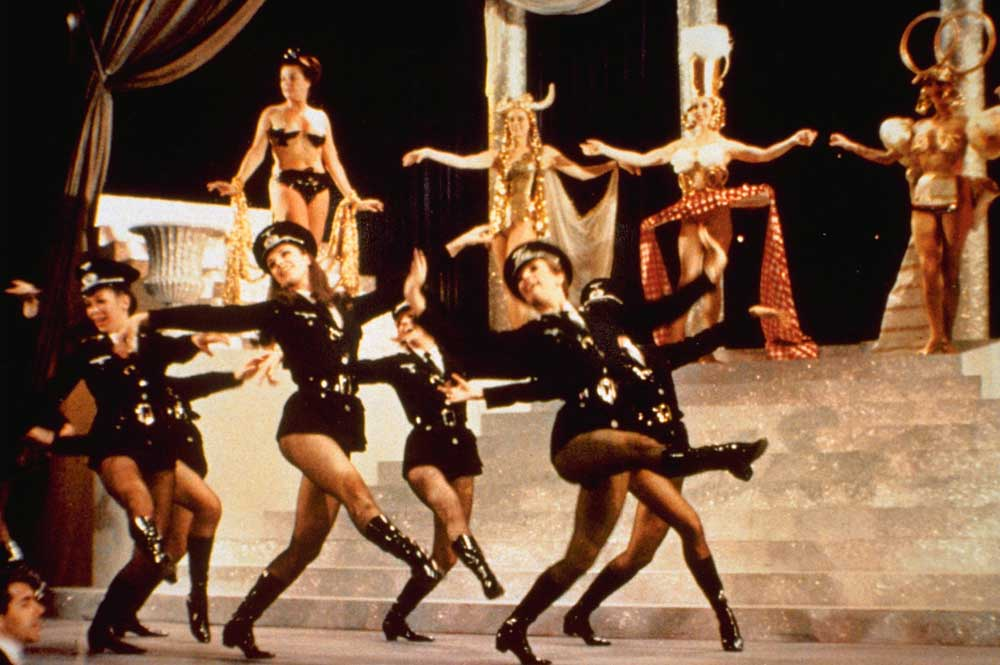A scene from Mel Brooks' THE PRODUCERS (1968). Courtesy: Rialto Pictures/Studiocanal