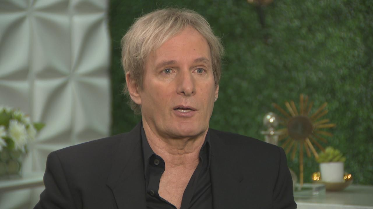 Michael Bolton Talks Working on His Passion Project, 'American Dream: Detroit (Exclusive)