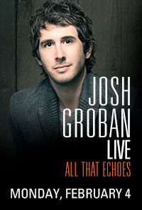 Josh Groban Live: All That Echoes