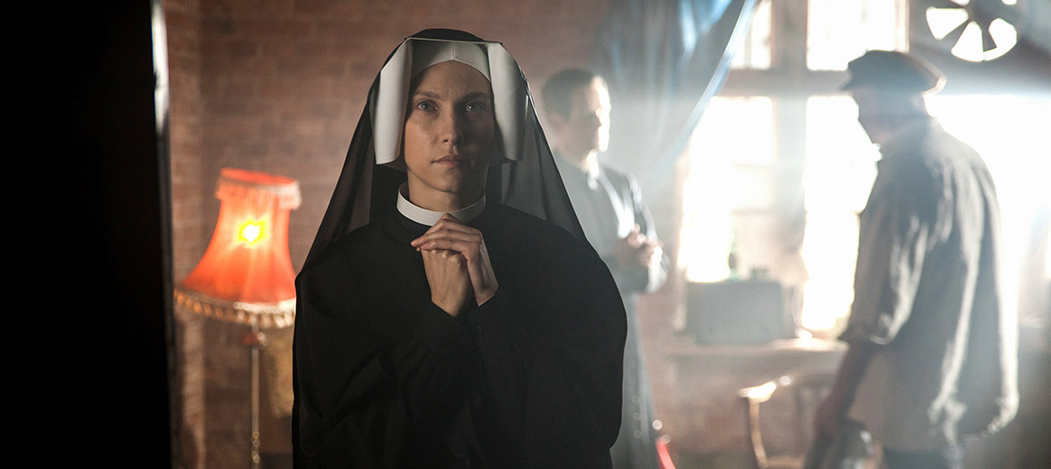 Film on St. Faustina makes one-night-only debut Oct. 28