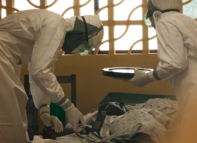 Filmmaker Reveals Shocking Curveball He Encountered While Filming New Ebola Documentary