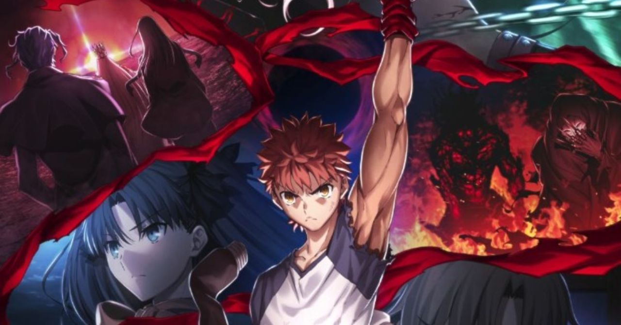 Final Fate/stay night: Heaven's Feel Film Coming to U.S. Theaters Next Month
