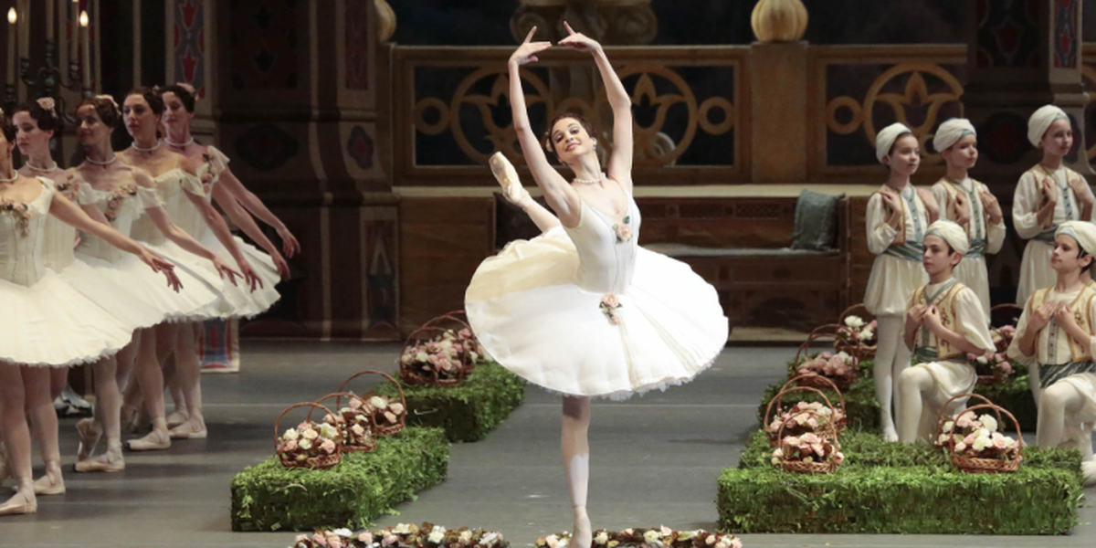 Find Out Which Ballets the Bolshoi is Bringing to a Theater Near You