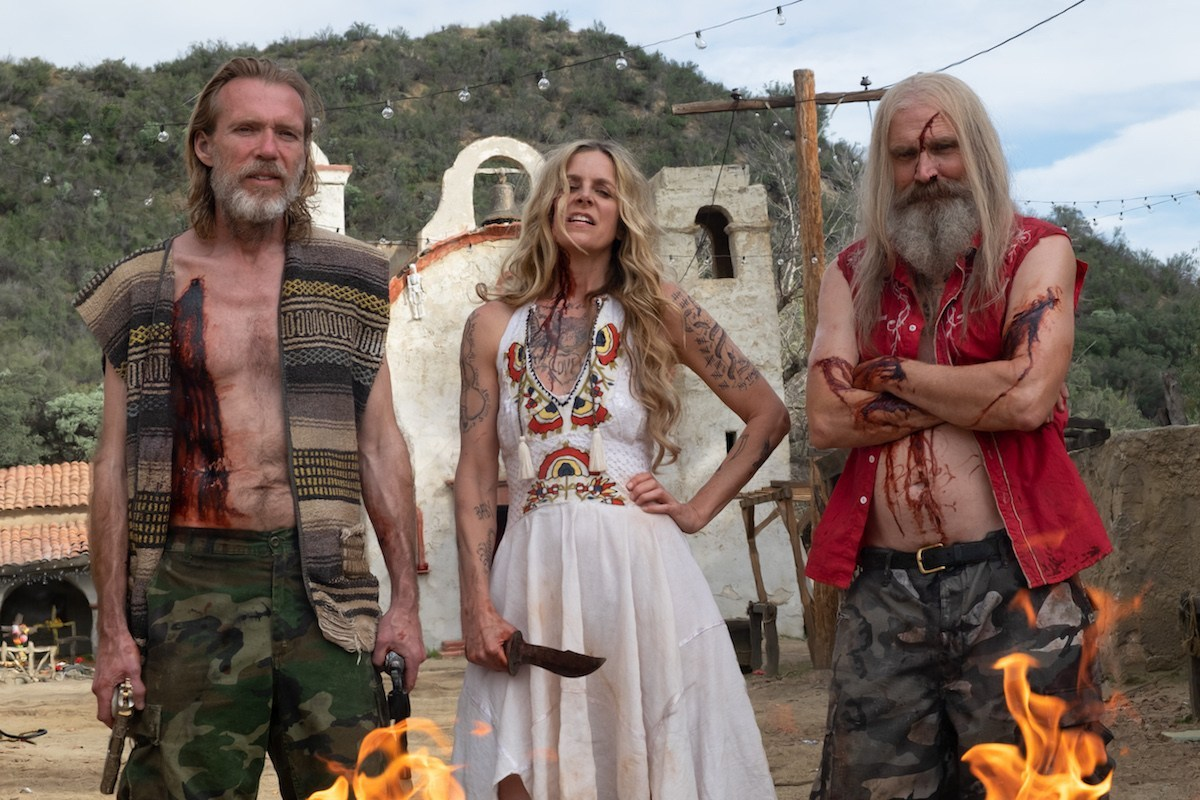 First Official Images from Rob Zombie's '3 From Hell'! [Exclusive]