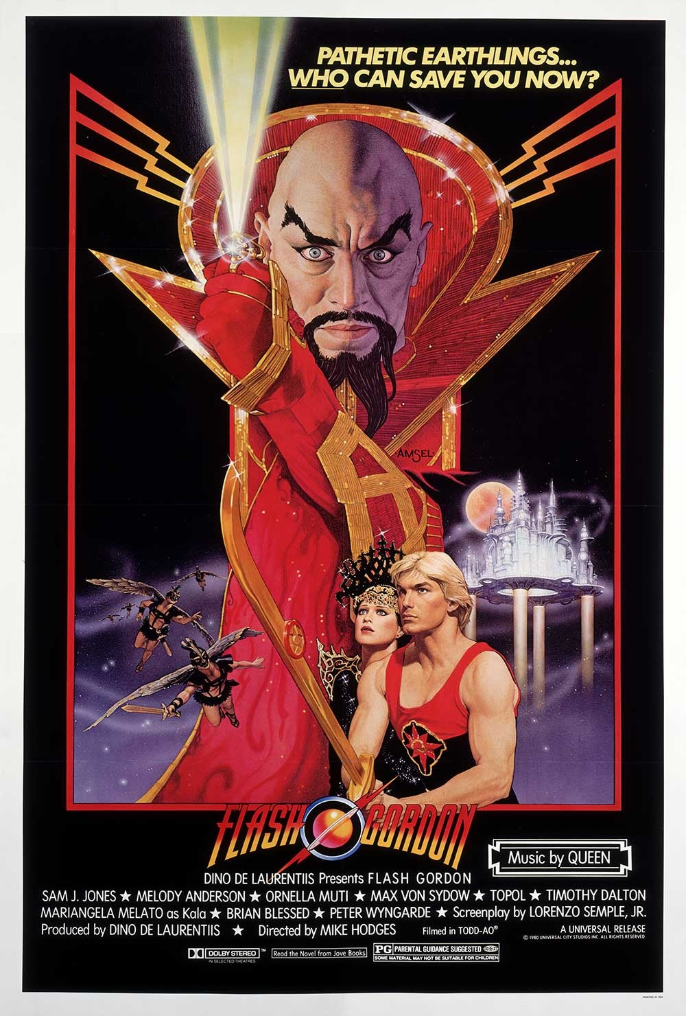 Flash Gordon 40th Anniversary