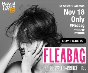 See the hilarious, award-winning, one-woman show Fleabag in cinemas 11/18 only!