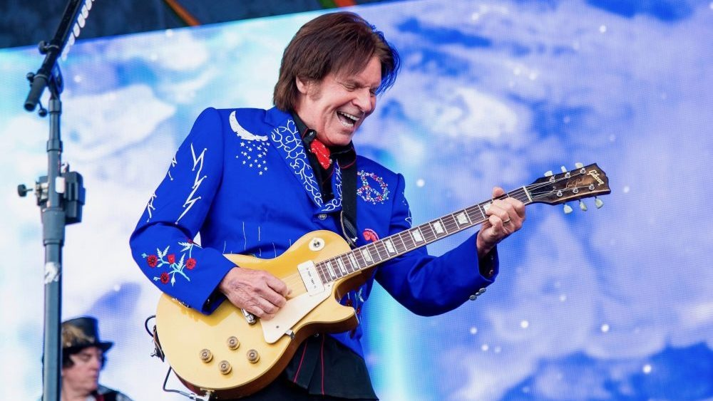 John Fogerty Donates a Home to a Veteran Using Canceled Woodstock 50 Payment
