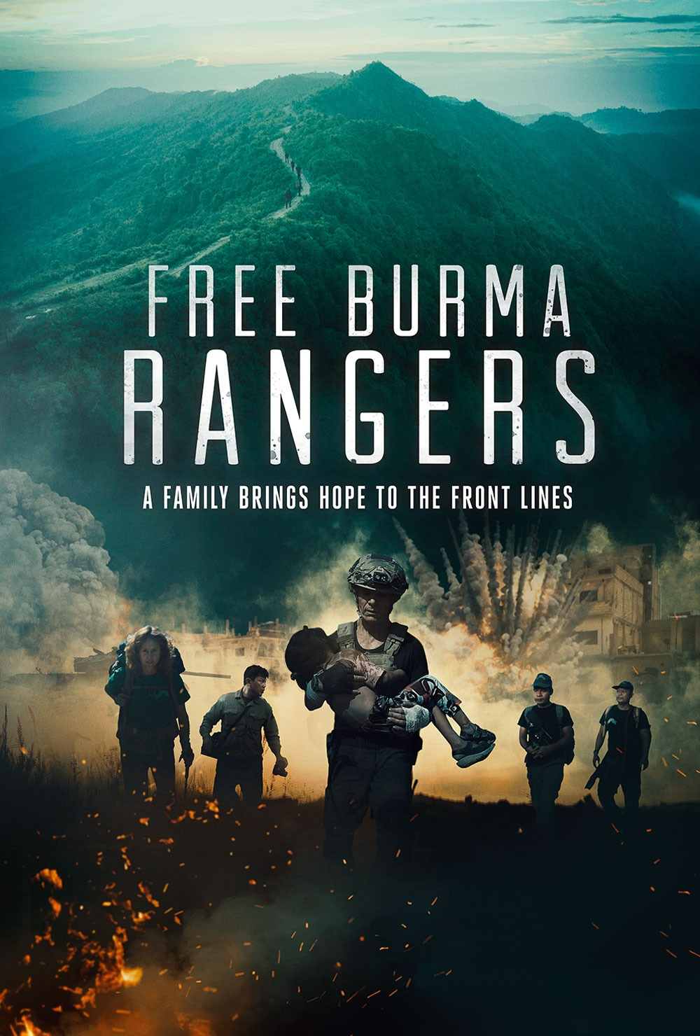 Free Burma Rangers in Movie Theaters | Fathom Events