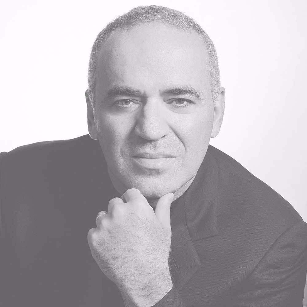 Garry Kasparov - TED2017 Opening Night speaker