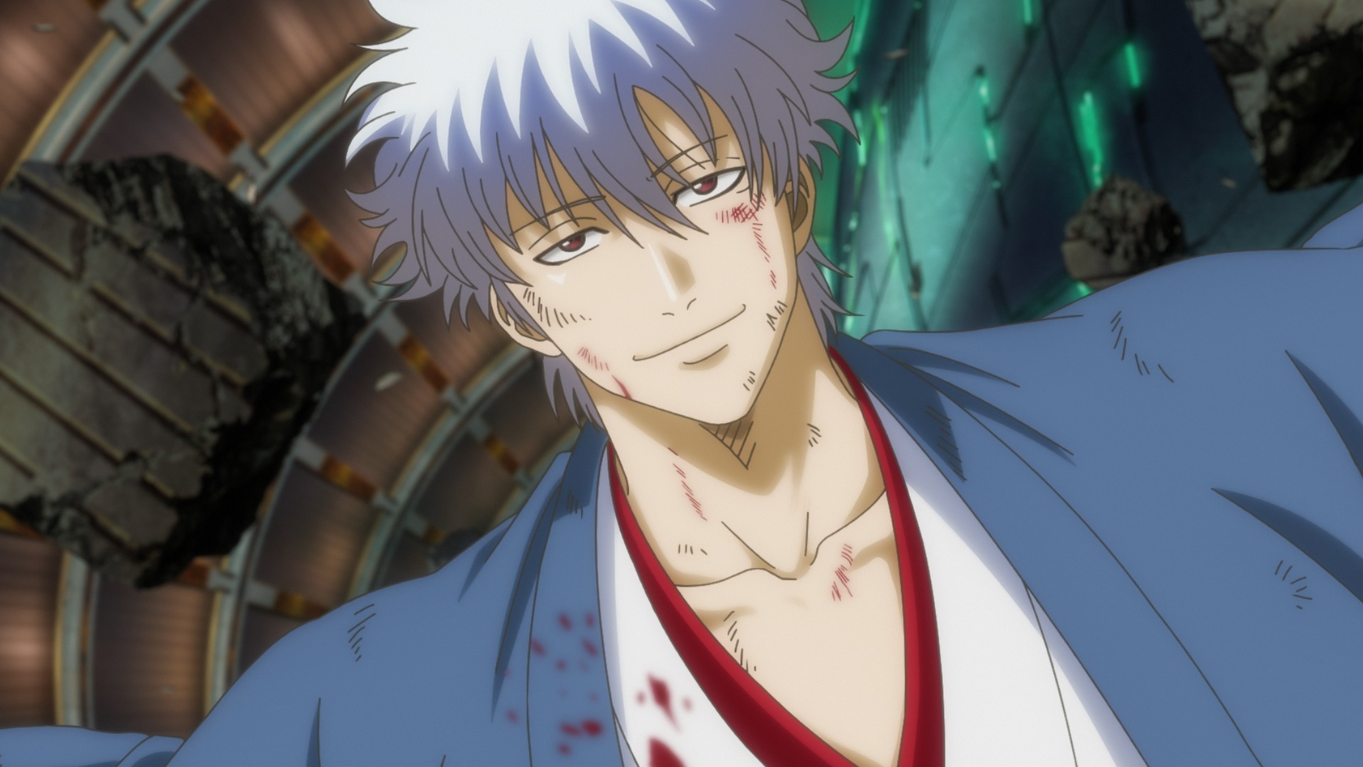 Gintama THE VERY FINAL Reveals North American Premiere Date