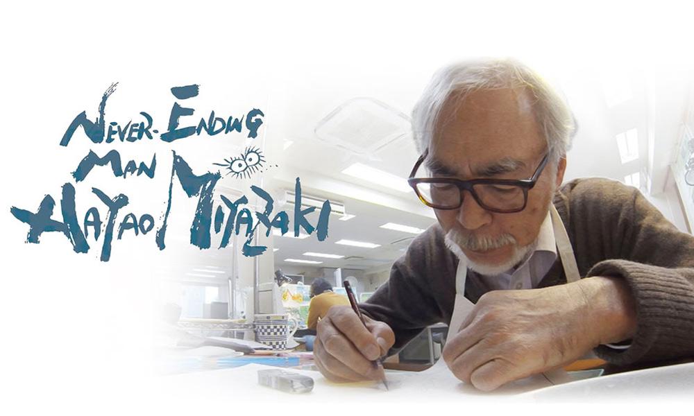 GKIDS Brings Hayao Miyazaki Doc to US Theaters Dec. 13 & 18