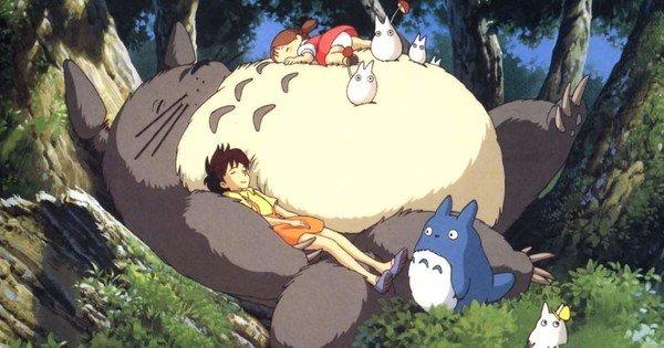 GKIDS Screens 4 Studio Ghibli Films in U.S. in October-December