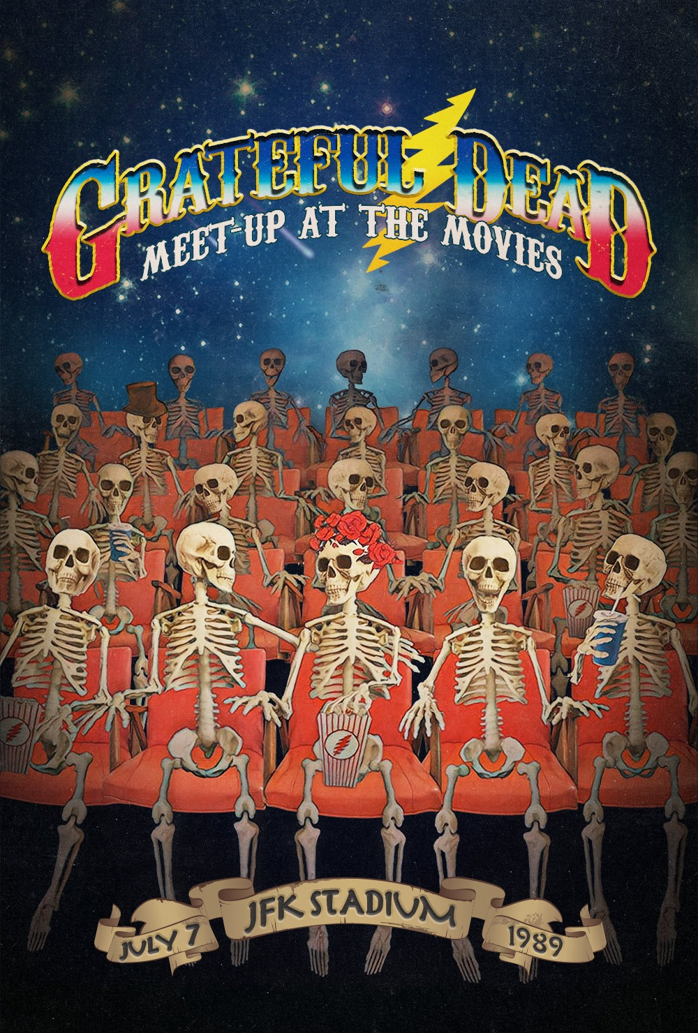Grateful Dead Meet-Up at the Movies